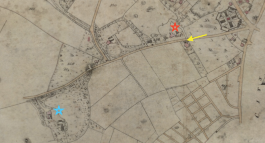 unthank road tithe map 1842.png