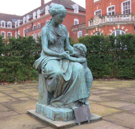 Boehm Charity statue.jpg