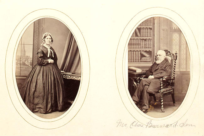 Mr and Mrs Charles Barnard.jpg