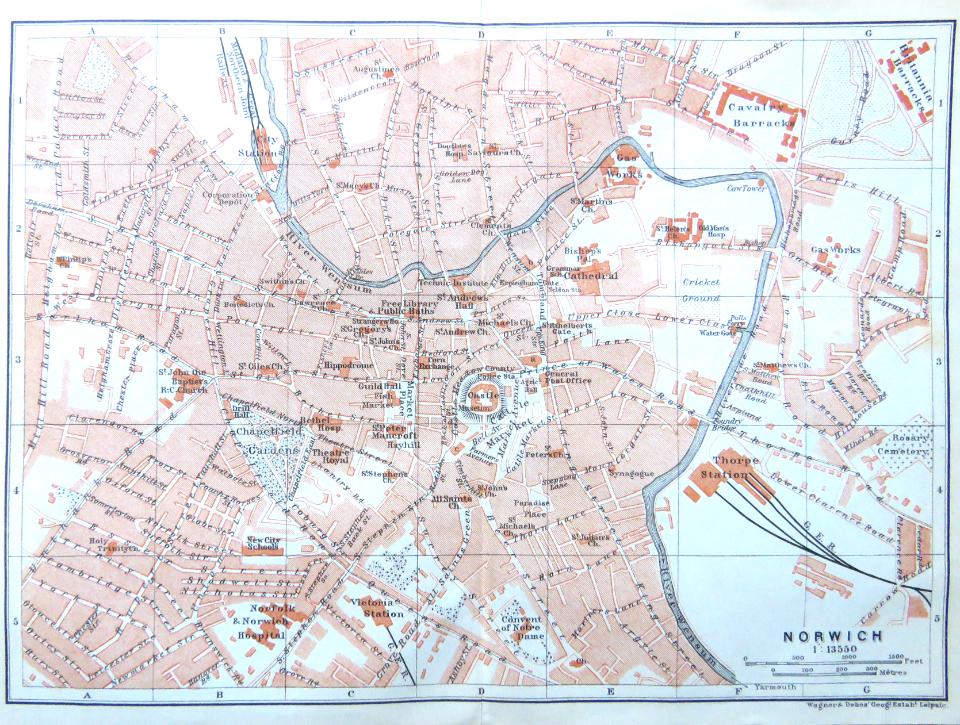 Baedeker map of Norwich.jpg