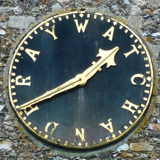 west acre church clock.JPG