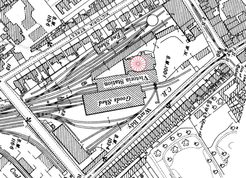 1905 Norwich Victoria plan rotunda2.jpg