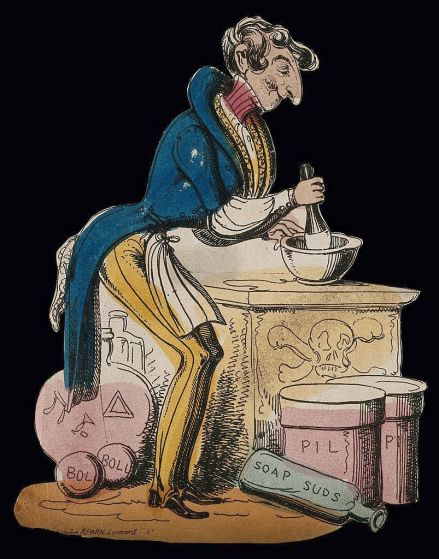 An_apothecary_using_a_pestle_and_mortar_to_make_up_a_prescri_Wellcome_V0010787.jpg