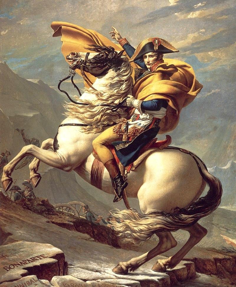 800px-David_-_Napoleon_crossing_the_Alps_-_Malmaison2.jpg