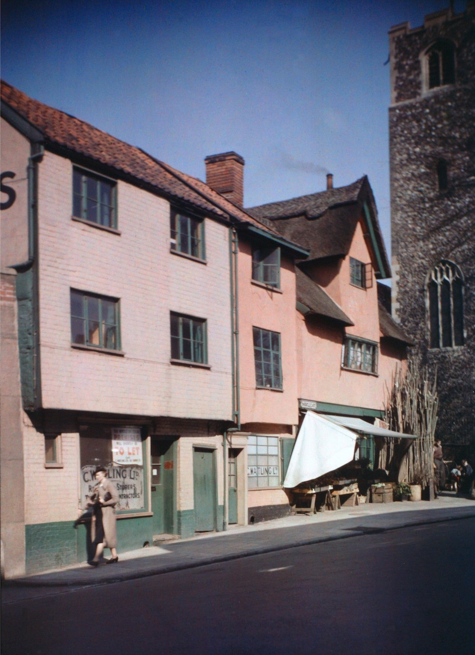 Westlegate 20 Barking Dickey Inn COLOUR [2957] 1939-04-12.jpg