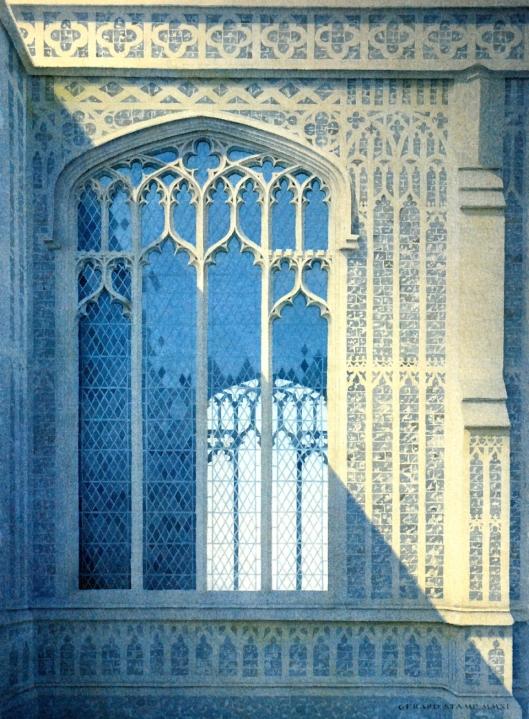 Gerard Stamp, St Michael Coslany .jpg